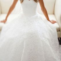 17 Best Ideas About White Lace Wedding Dress On Emasscraft Org