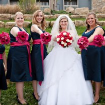 17 Images About My Hot Pink & Navy Wedding Ideas On Emasscraft Org