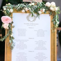 20 Unique Wedding Seating Chart Displays