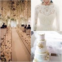21 Fabulous Winter Wedding Ideas