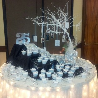 25th Wedding Anniversary Decorations Ideas On Decorations With