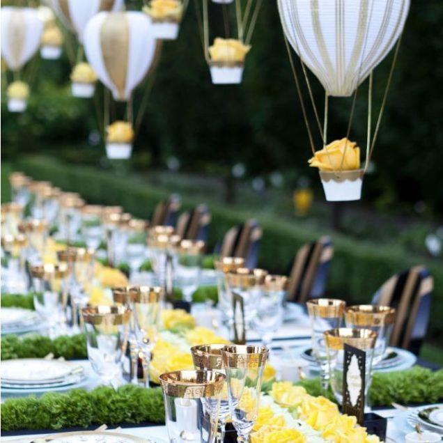 33 Hanging Wedding Decor Ideas We Love