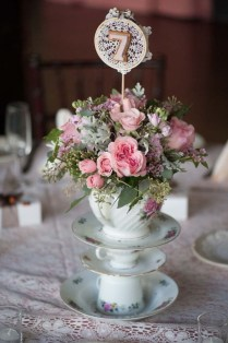 35 Vintage Teapot And Teacup Wedding Ideas