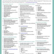 78 Best Ideas About Wedding Reception Checklist On Emasscraft Org