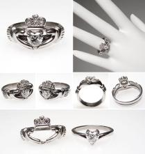 78 Images About Claddagh Ring On Emasscraft Org