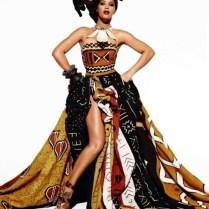African Inspired Wedding Dresses