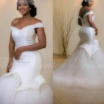 African Style Wedding Dresses Online Shopping