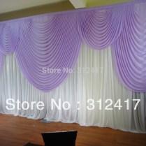Aliexpress Com Buy Hotsale Fantasy White And Lavender Wedding