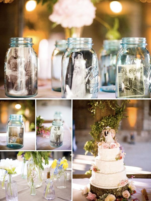 Vintage Style Wedding Decoration Ideas