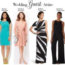 Ann Taylor, Chico's, Wedding Attire, What To Wear To A Wedding