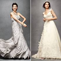 Anthropologie Wedding Gowns The Anatomy Of An Anthropologie
