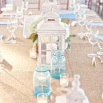 Aqua Wedding Mason Jars Archives