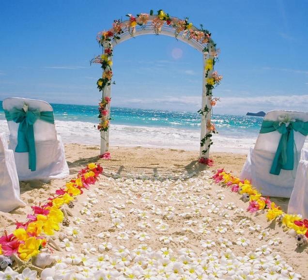Beach Wedding Venue, Cocoa Beach, Fl