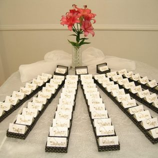 Beautiful Gift Ideas For Wedding Guests Wedding Gift Bag Ideas For
