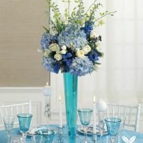 Blue Centerpiece (bw107
