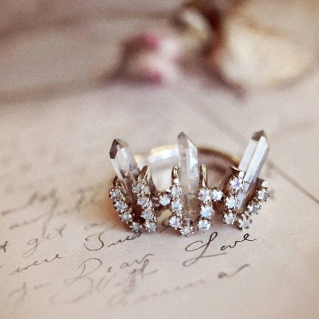 Bohemian Wedding Rings The Most Beautiful Wedding Rings Bohemian