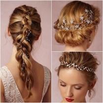 Bridal Hair Accessories From Bhldn