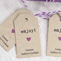 Bridal Shower Favor Tag Wording Ideas