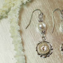 Bullet Casing Jewelry Sun Kissed Pearl Bullet By Ricochetrounds