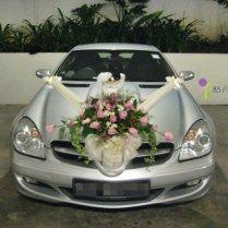 Cars Wedding Decoration