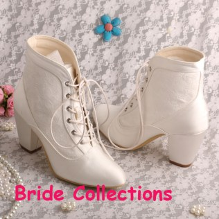 Collection Wedding Boots For Bride Pictures