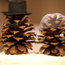Cone Wedding Inspiration