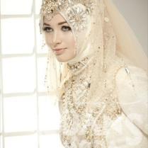 Contemporary Hijab Wedding Styles
