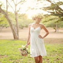 Country Wedding Dresses With Boots