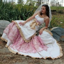 Country Western Wedding Dress