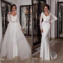 Detachable Wedding Gown
