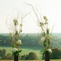 Diy Branch Wedding Arch Love The Idea Put Would Rather Go One