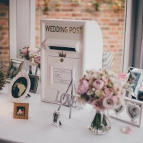 Diy Wedding Post Box Ideas Media After Each Post W H P Afterpost