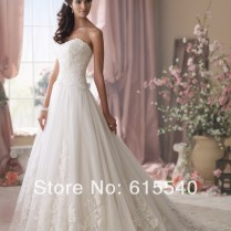 Dress With Lace And Sparkle
