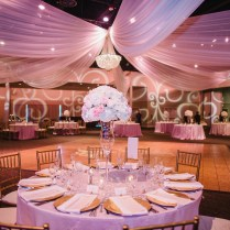 Elegant Blush Pink And Gold A La Carte Wedding » Marry Me Tampa