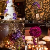 Fall Rustic Glam Wedding