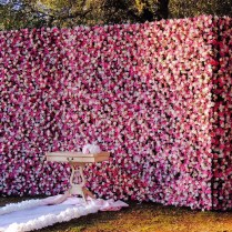 Flower Wall Rental, Wedding Flowers, California