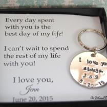 Groom Gift From Bride, Wedding Day Gift To Groom, From Bride To