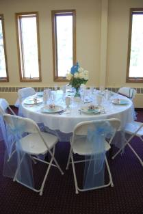 Happily Ever After Cinderella Themed Bridal Shower