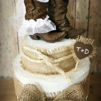 Images Of Rustic Wedding Cake Toppers