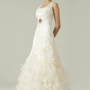 Images Of Wedding Dresses For The Mature Bride