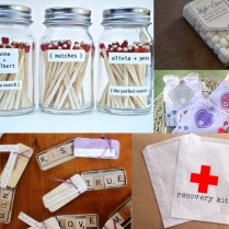 Impressive Inexpensive Wedding Gifts Or Their Love Story 14 Easy