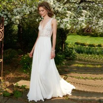 Impressive Simple Beach Wedding Dresses New Dresses