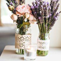 Lavender Details For Your Wedding