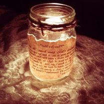 Luxurious Mason Jar Candle Wedding Centerpieces Wedding