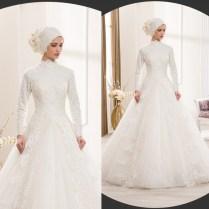 Muslim Wedding Dresses Lace