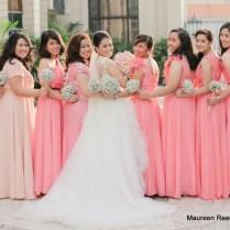 Myriel Marquez's Wedding Dress