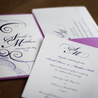 Paris Theme Wedding Tale!