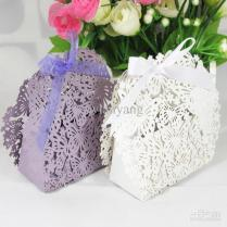 Personalized Wedding Cake Boxes For Guests On Wedding Cakes With