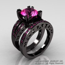 Pink Sapphire, Pisces And French Vintage On Emasscraft Org