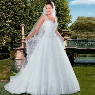 Plus Size Country Western Wedding Dresses